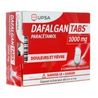 Dafalgantabs 1 G Cpr Pell Plq/8 à Blere
