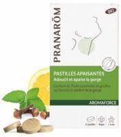 Pranarôm Aromaforce Pastilles Apaisantes+ B/21 à Blere