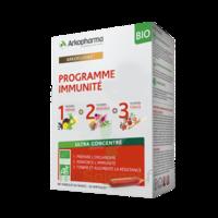 Arkofluides Bio Ultraextract Coffret Programme Immunité 3x10 Ampoules/10ml à Blere