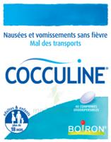 Boiron Cocculine Comprimés Orodispersibles B/40 à Blere